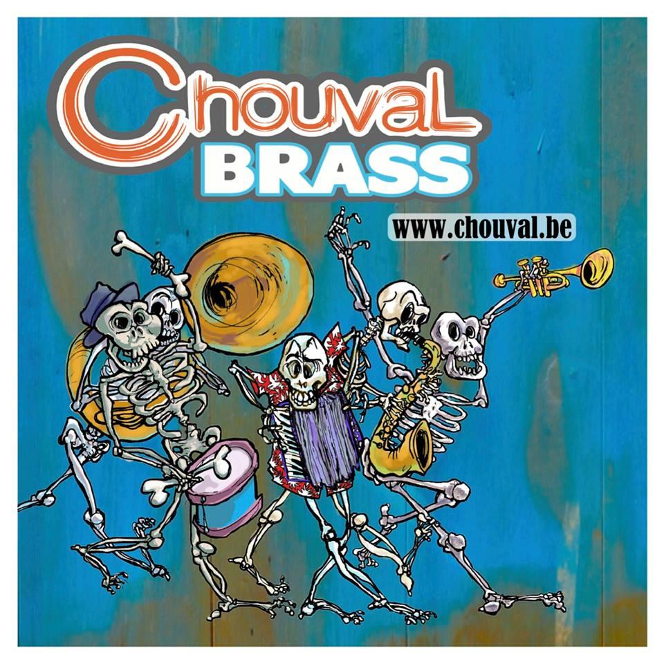 """Chouval Brass:  """"Señor Cuchifritos"""" (Nouvel album)"""