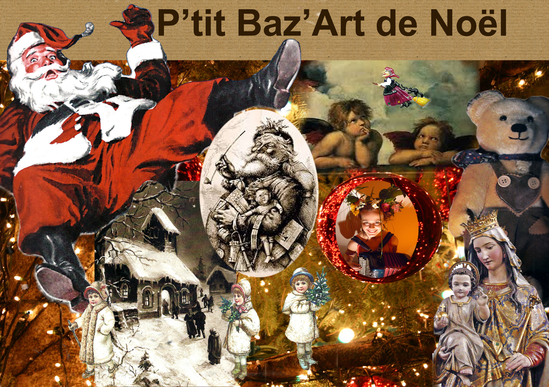Le P'tit Baz'Art de Noël: Marché d'art et d'artisanat