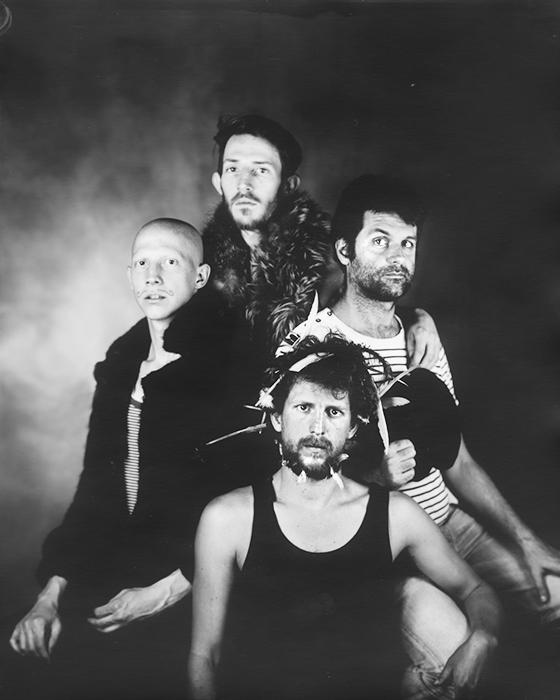 """Skeleton Band: """"Tigre-Teigne"""" (Nouvel album)"""