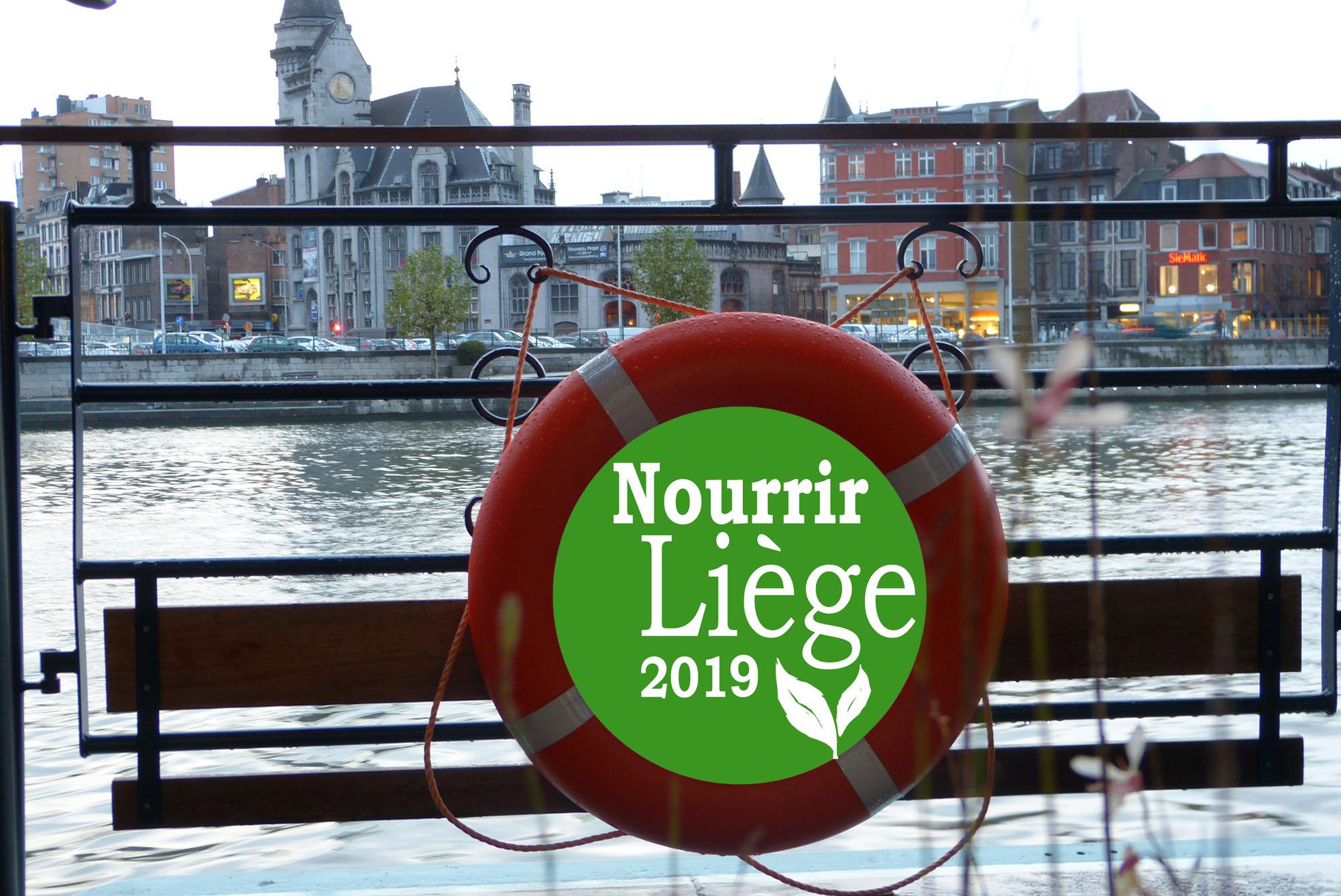 Festival Nourrir Liège 2019