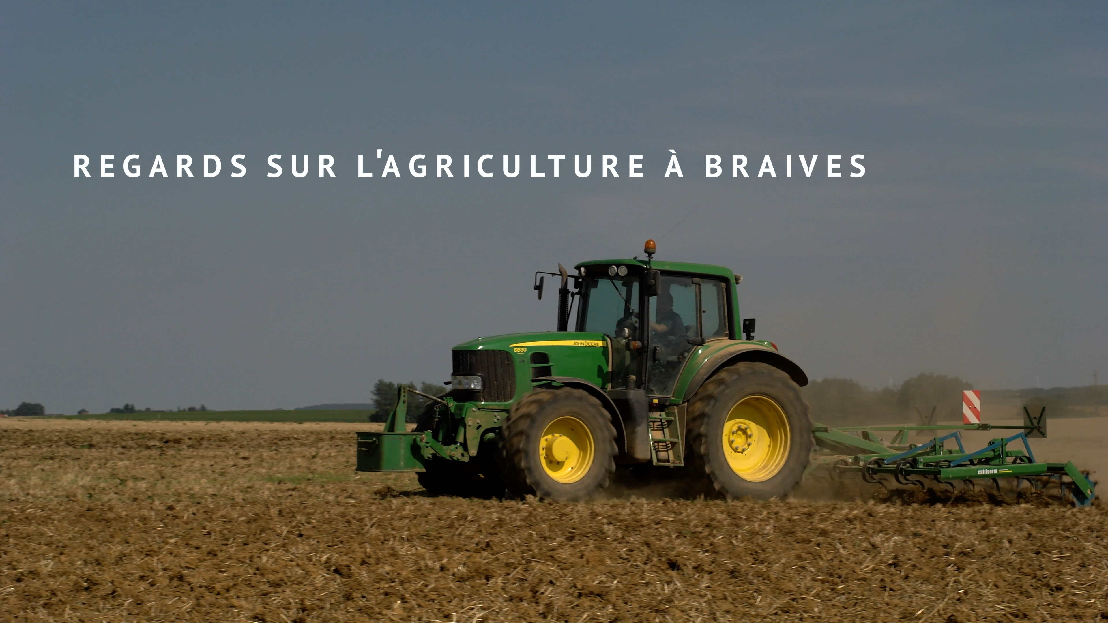 """Regards sur l'agriculture en Wallonie"" Documentaire + rencontre ANNULE"