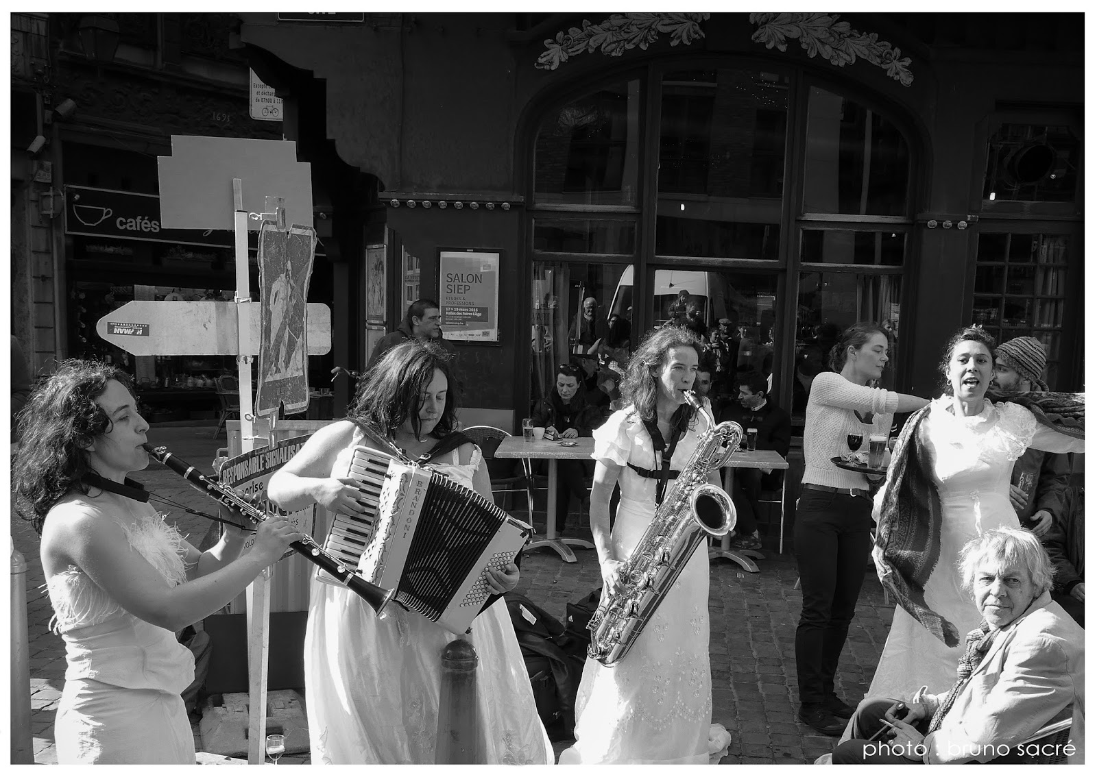 """Ouverture de saison: On danse avec """"Odessalavie"""""""