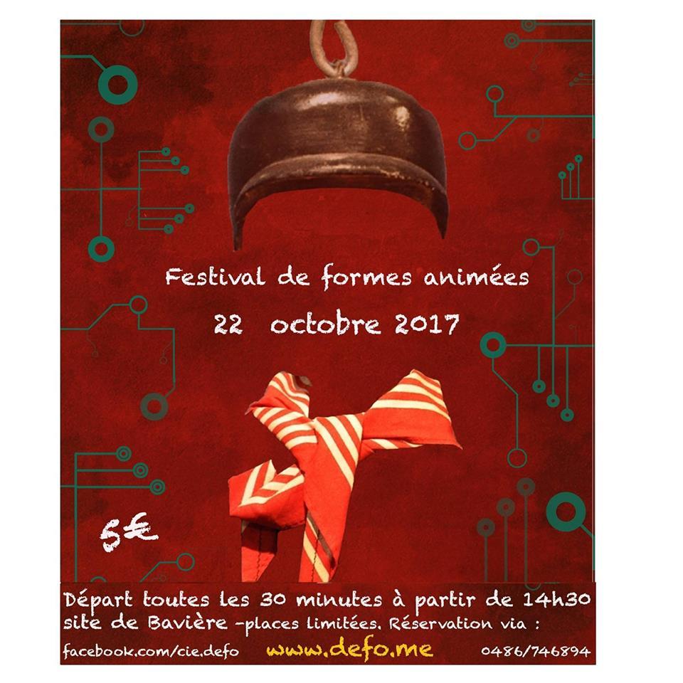 Festival itinéraire marionnettes