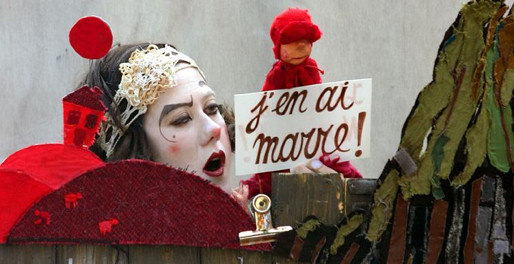 """Théâtre du Sursaut: """"Post Scriptum"""""""