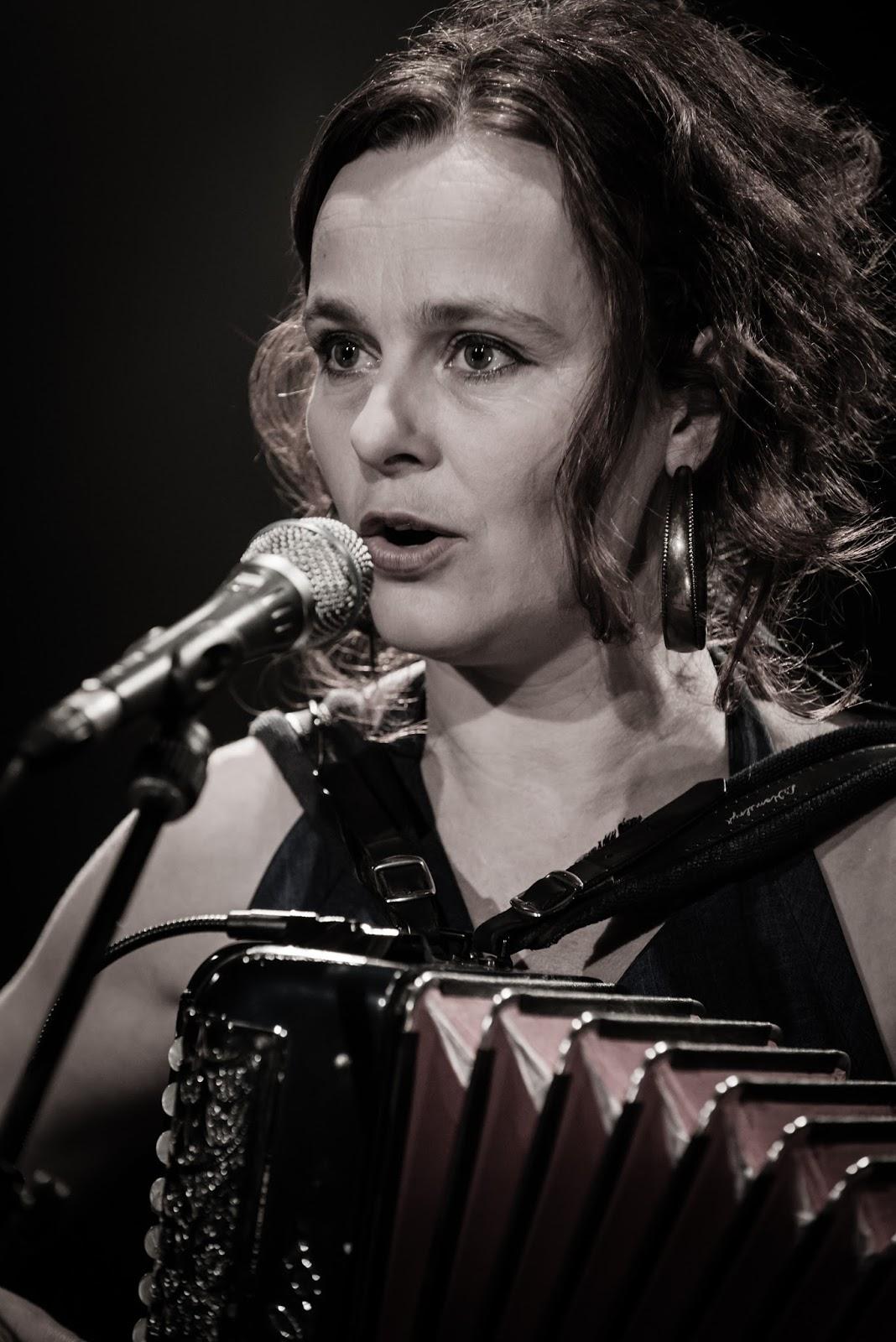 Pascale Delagnes Quartet + Julien Deborman en 1ère partie (accordéon)