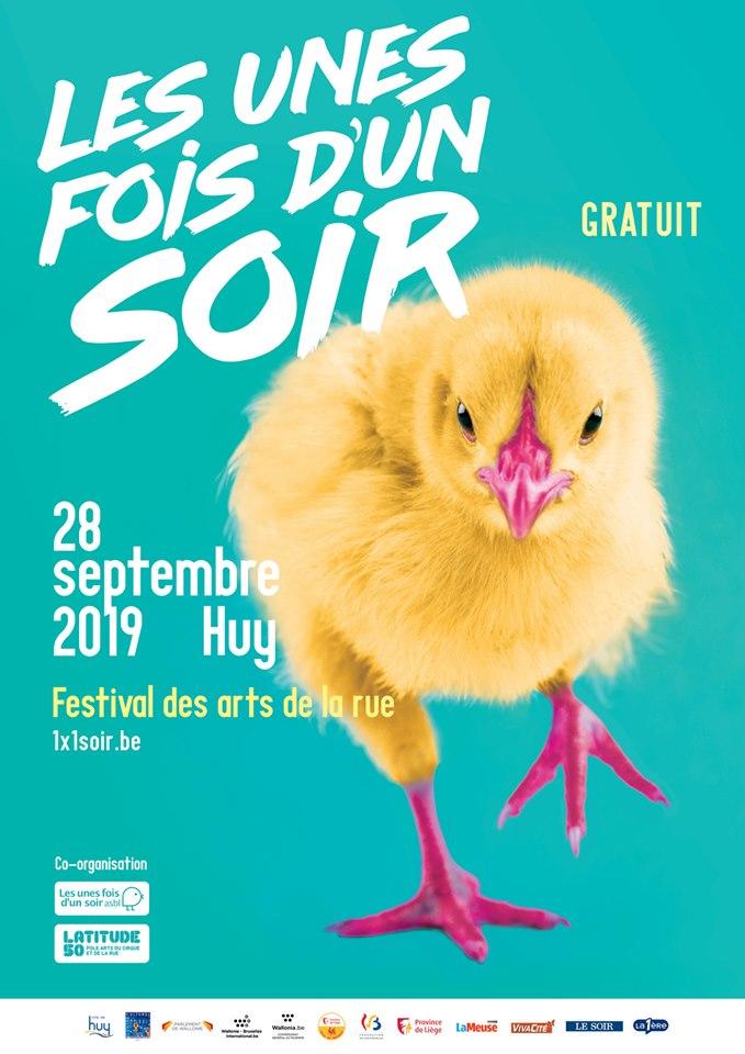 Festival les Unes fois d'un Soir à Huy